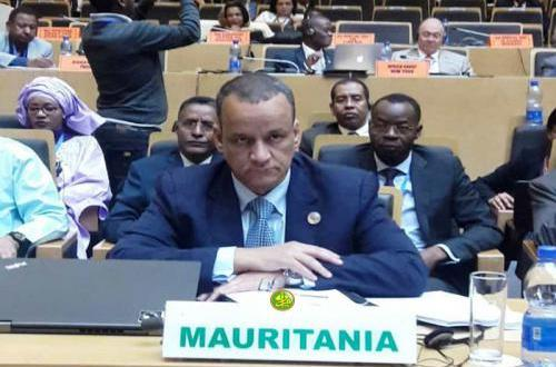 عودة وزير الخارجية إلى نواكشوط بعد زيارة لإسبانيا
