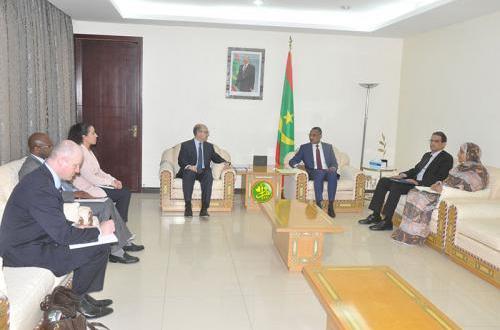 صندوق النقد الدولي يثني على الاقتصاد الموريتاني