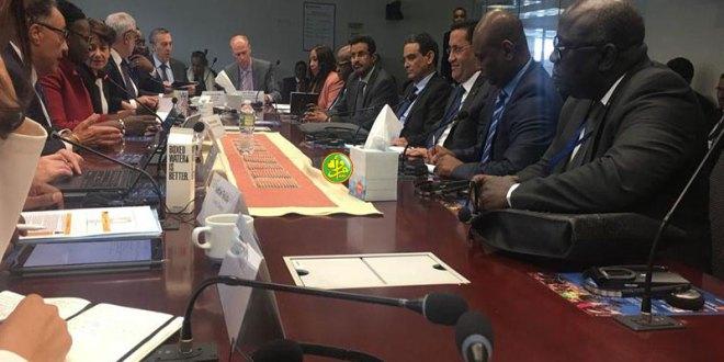 إشادة دولية بتقدم موريتانيا في المجالين الاقتصادي والمالي