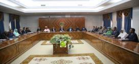 الحكومة تجتمع تحت رئاسة ولد الشيخ الغزواني