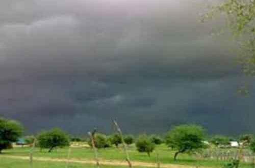خسائر مادية وبشرية جراء الأمطار والعواصف باترارزة