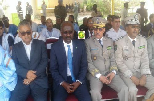 تخرج دفعة جديدة من الحرس الوطني في روصو