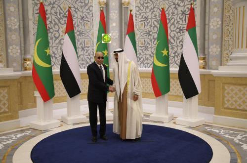 غزواني ينهي جولة قادته للكونغو والإمارات والسعودية