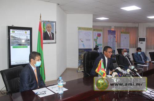 بنود اتفاق جديد بين موريتانيا وشركة كينروس الكندية