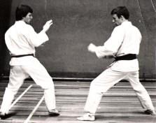 Mark Harland & Tim Shaw, Leeds YMCA 1979.