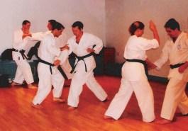 2002 training at Shikukai Chelmsford.