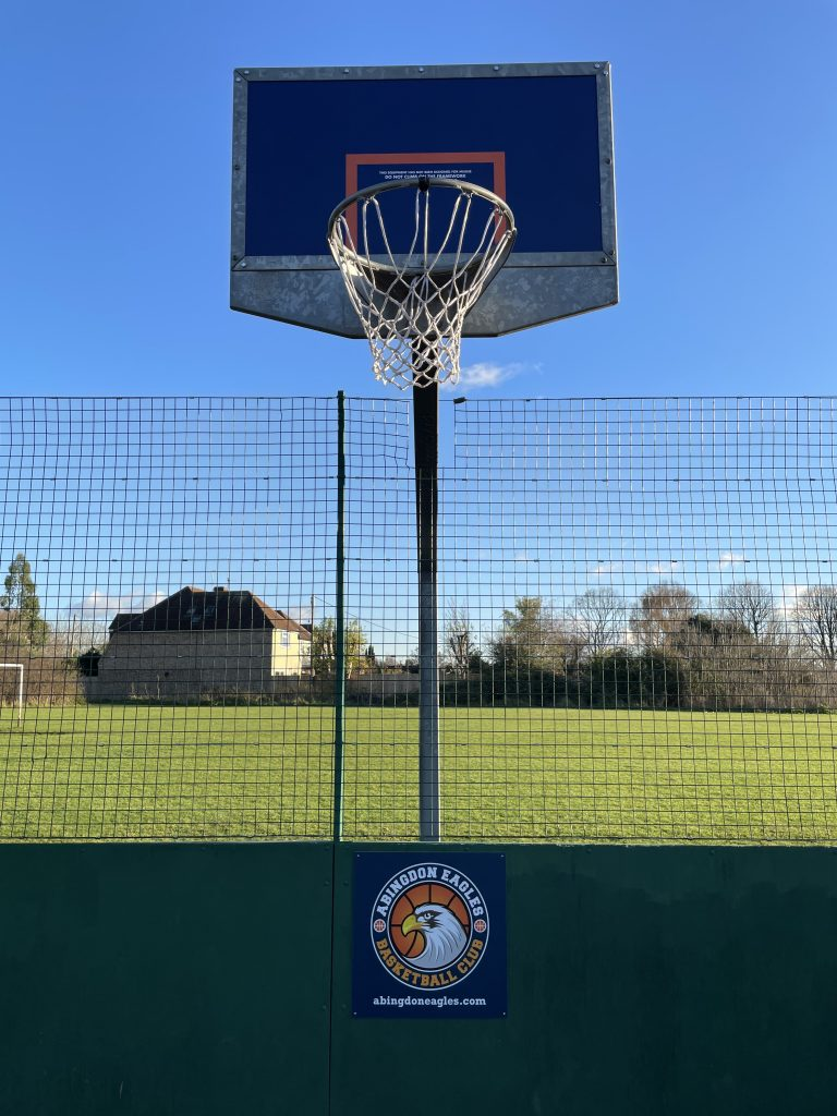 MUGA Abingdon Eagles