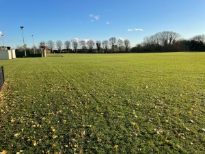 MUGA and playing fields