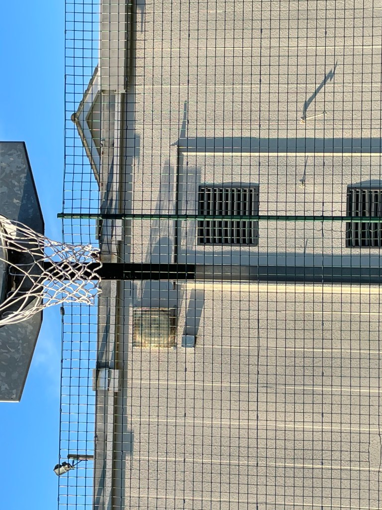 MUGA basketball hoops 4