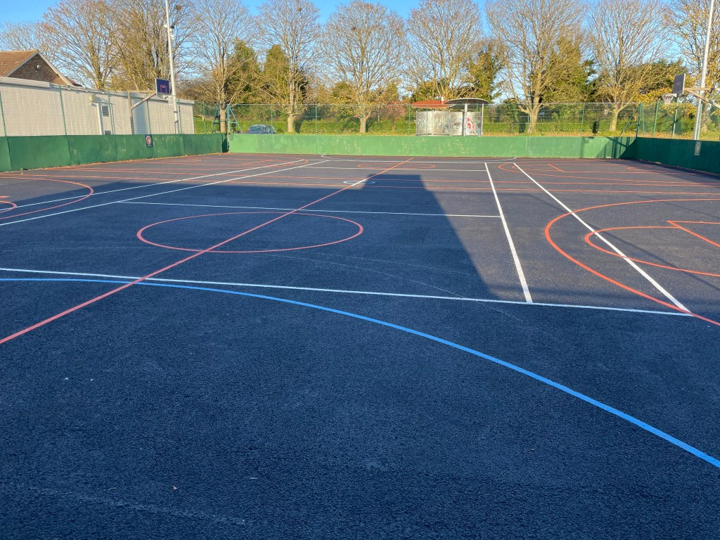 MUGA surface 3