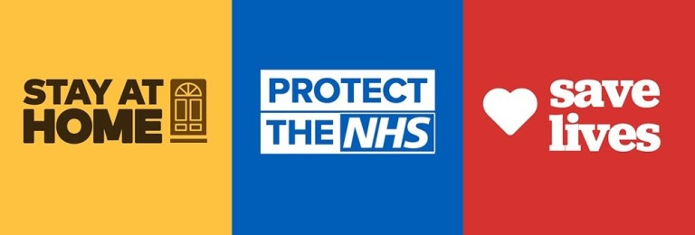 stay home protect nhs save lives