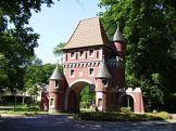 Parktor Speckenbüttel