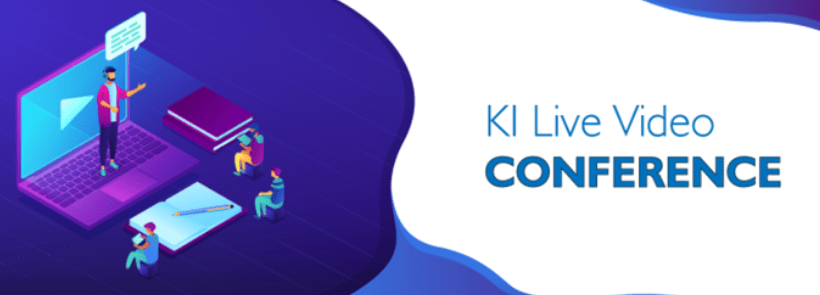 KI Live Video Conferences
