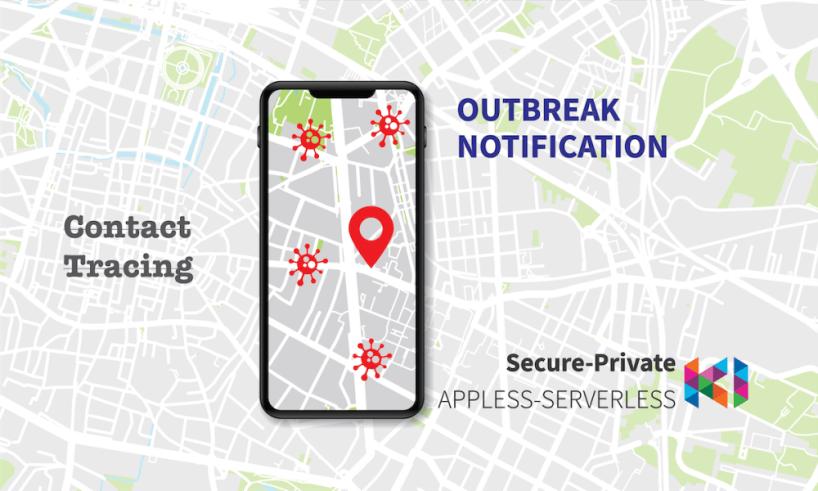 Outbreak Notification App Design