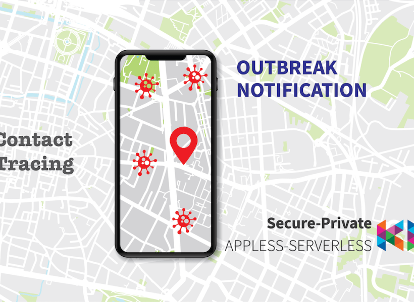 Outbreak Notification App Design