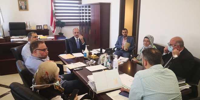 اجتماع لجنة كورونا برئاسة حسن في وزارة الصحة: ليس من تفش محلي للوباء