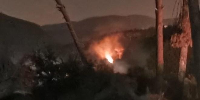 الحركة البيئية اللبنانية تطالب بالتحقيق بحريق مرج بسري