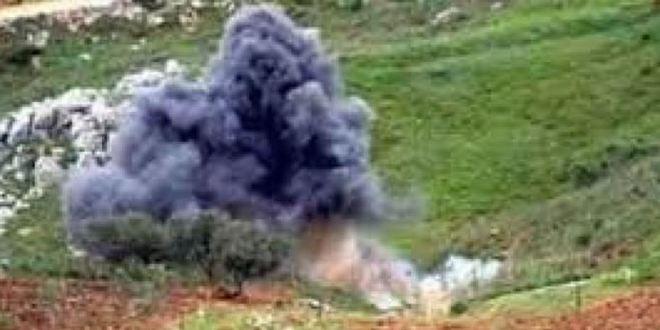 تمارين تدريبية وتفجير ذخائر للجيش في هذه المناطق