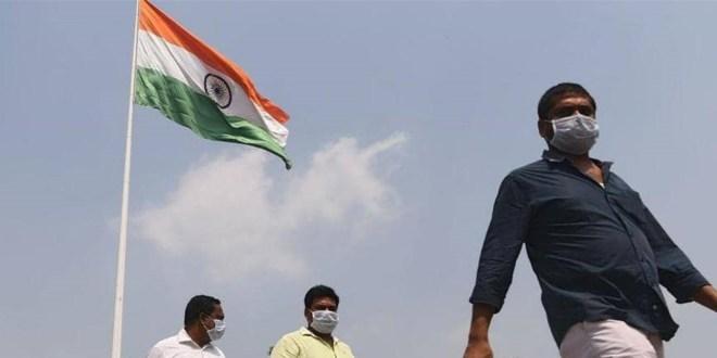 """إصابات """"كورونا"""" في الهند تواصل الارتفاع.. وزيادة بنسبة التعافي"""