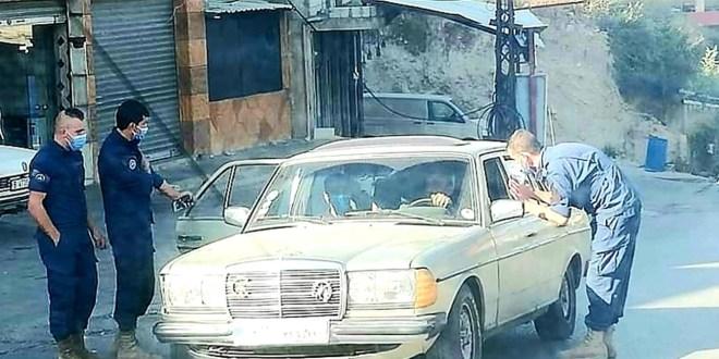 إقفال كل المداخل.. انتشار فيروس كورونا في بلدة لبنانية جديدة