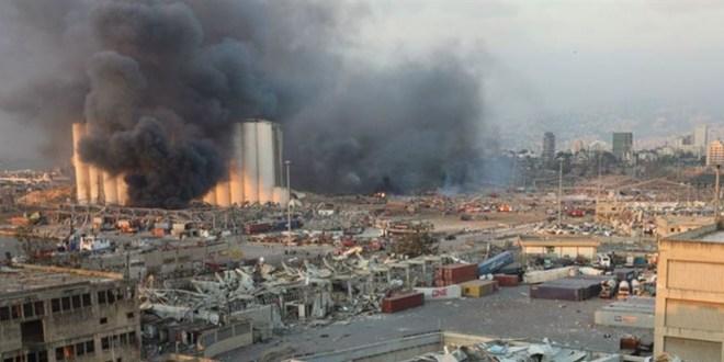 الإستماع الى إفادة جريصاتي في قضية إنفجار المرفأ