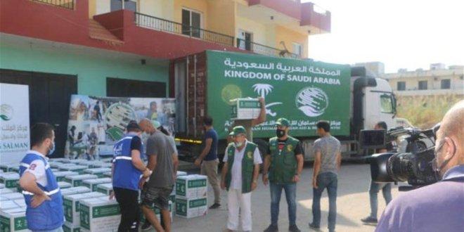 مركز الملك سلمان للإغاثة وزع حصصًا غذائية في عكار
