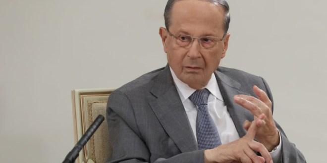 الرئيس عون اقترح امكان إسناد وزارة المال الى الطائفة المارونية!