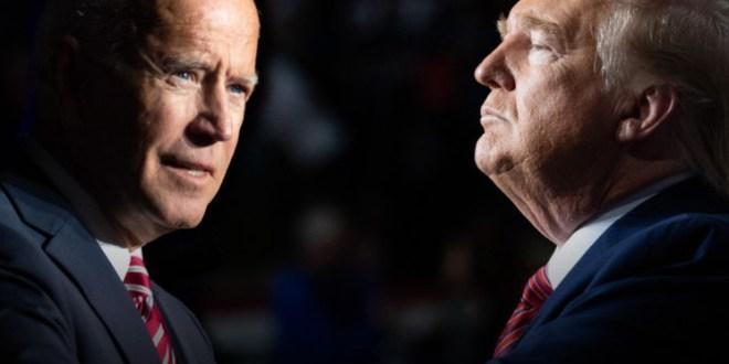 بايدن وترامب يتقاذفان الإنتقادات … من سيكسح الآخر ؟