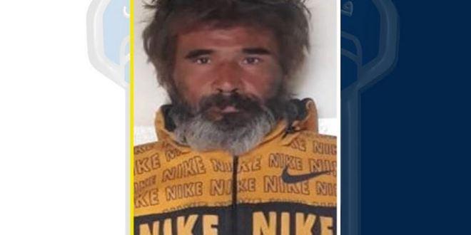 تعميم صورة رجل مجهول الهوية عثر عليه في بلدة بزعون
