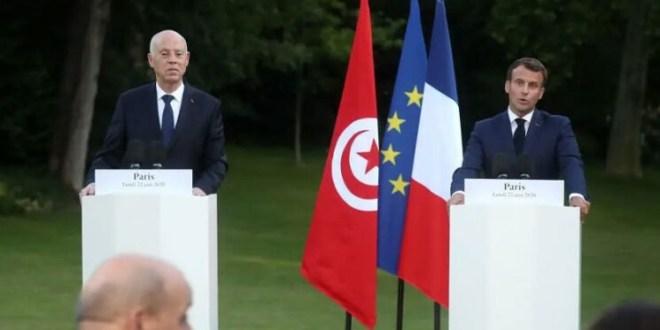 الهجرة غير القانونية بين الرئيسَين التونسي والفرنسي
