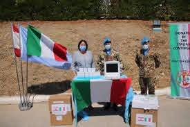 هبة طبية إيطالية للصليب الاحمر اللبناني في صور
