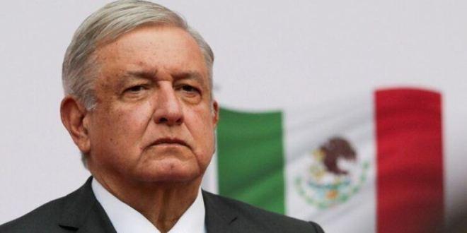 الرئيس المكسيكي أعلن إصابته بكورونا