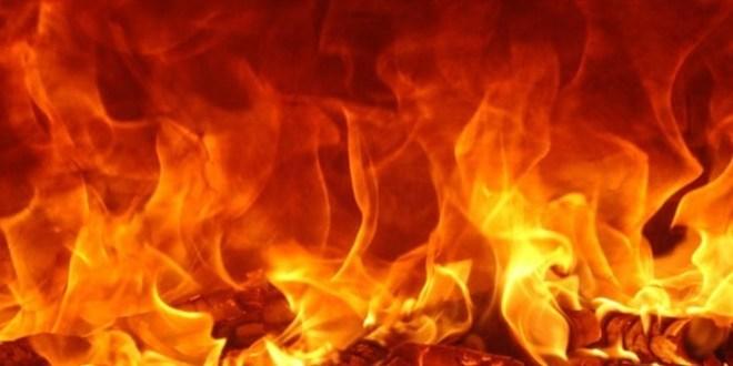 انفجار بمحطة وقود في القصر الحدودية.. هكذا اشتعلت النيران