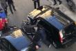 """بالفيديو: انهال بالضرب على عنصر قوى الامن… مين هالـ""""سبع البرومبو """"؟"""