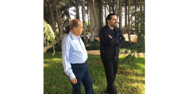 عون ـ الحريري… القصة طويلة
