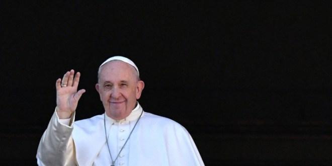 """البابا فرنسيس يدعو لـ""""عالم خال من الأسلحة النووية"""""""
