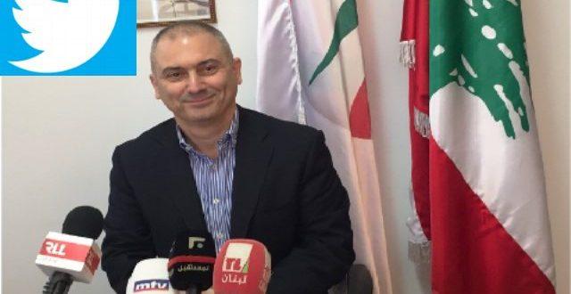 محفوض: مبادرات الراعي هي الضمانة لجميع اللبنانيين