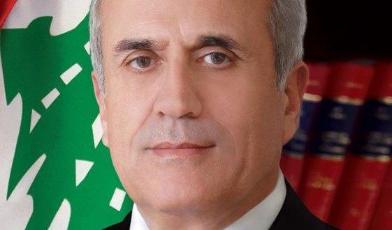 سليمان: لمواكبة مواقف الراعي والعودة إلى تشبيك علاقات لبنان الخارجية