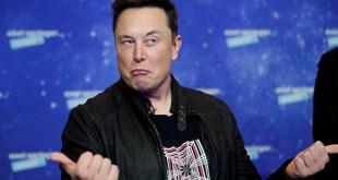 """تراجع أسهم """"تيسلا"""".. ماسك يخسر نحو 14 مليار دولار في يوم واحد"""