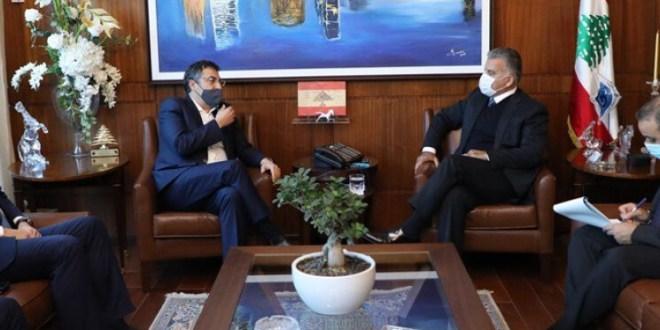 اللواء ابراهيم استقبل وزير الداخلية الألباني… ماذا بحثا؟