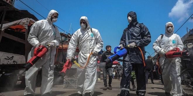 """فلسطين… تحذيرٌ: الوضع الوبائي لفيروس كورونا """"كارثي""""!"""