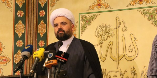 أحمد قبلان رحب بزيارة البابا إلى العراق: كلما تلاقت الأديان تعززت قيمة الإنسان