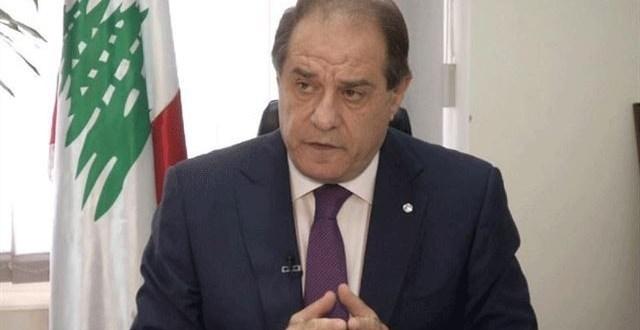 قزي:اذا كان الحزب يرفض التدويل فالحري به وقف التدخل الإيراني بشؤوننا