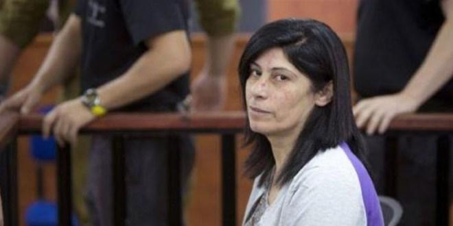 محكمة اسرائيلية تقضي بالسجن عامين لنائبة في المجلس التشريعي الفلسطيني