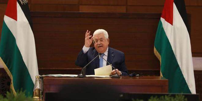 """بسبب """"كورونا"""".. الرئيس الفلسطيني يعلن حالة الطوارئ لـ 30 يوماً"""