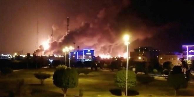 الحوثيون باليمن يقولون إنهم أطلقوا صاروخا على منشأة تابعة لأرامكو بجدة