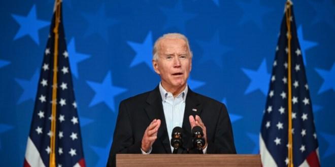 """بايدن: """"بحلول أيار"""" ستكون لدينا لقاحات كافية لجميع البالغين الأميركيين"""