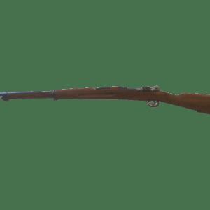 Carl Gustafs M96 Schwedenmauser im Kaliber 6,5x55 mit braunem Holzschaft