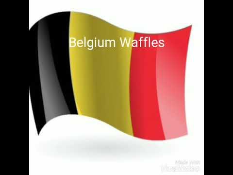 The Belgian Waffles Recipe