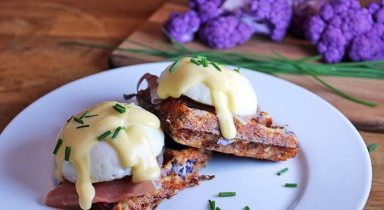 Keto Recipe - Breakfast Cauliflower Waffles